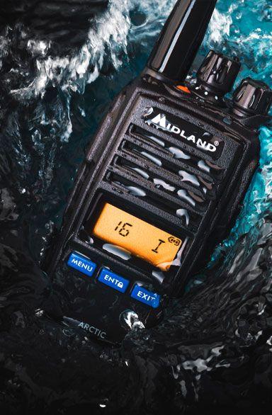 Marine Radios Midland